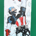 "[556] JOCELINE FUINO ""Cap. America"""