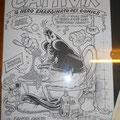 Reliquia di S. cattivik, meta di pellegrinaggi nei cessi del ristorante dei fumetti