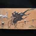 Il bellissimo mattone di Freghieri col Don Camillo ciclista