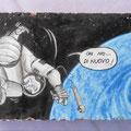 [176] OTELLO MARIA ROSCIONI Astronauta pasticcione