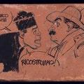 [019] ANDREA VENTURI Peppone e Don Camillo Ricostruiamo