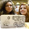 Sara Cardi e Tamara Tantalo mattone a quattro mani