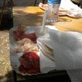 Pasto frugale ma proteico