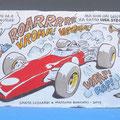 """[562] SANTE LUSUARDI e MASSIMO BONFATTI """"Mattone Ferrari Ing. Forghieri"""""""