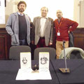 Bonfa, Leoni e Barzi al Museo del Fumetto di Lucca