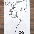 "[659] FRANK CHO ""Wolverine"""