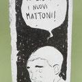 [491] SIMONE CORTESI Mattoni - libri