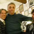 Leo Ortolani e il Bonfa sotto disumano sforzo