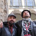 Mirco Bettelli e Marco Camellini a Lucca per presentare Kazz8
