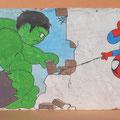 [409] ENZO BALSAMO  Hulk e Spidy