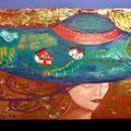 """[566] FEDERICA CROCI e MARIA BRESCANCIN  """"Il cappello della ricostruzione"""""""