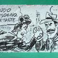 [501] MASSIMO BONFATTI Peppone e Don Camillo Darsi una Mano