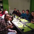 Clientes y amigos de Beers & Burros