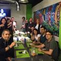 Cena de Vecinos de Beers and Burros