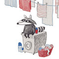 Waschtag! aus: 365 x vorlesen, Carlsen