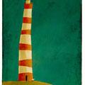 Leuchtturm, freie Arbeit