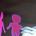 pink children