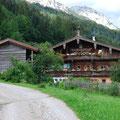 Hinterkaiserhof im Kaisertal