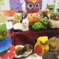 Kindergeburtstag bei Ancolé: Filztiere
