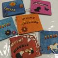 Ancolé-Kindergeburtstag Freundebücher