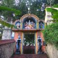 Tempel Varkala ein Besuch wert!