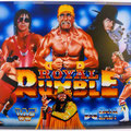 """Royal Rumble"" von Data East"