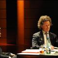 """Florian Henckel von Donnersmarck liest aus """"Kino"""" in der Bundeskunsthalle (c) Lilian Szokody"""