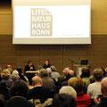 Ralf Rothmann bei der Premierenlesung im Haus der Bildung (c) Lilian Szokody