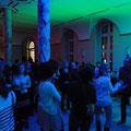 Das Publikum tanzt beim Bal littéraire © Literaturhaus Bonn