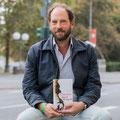 """Olivier Guez sprach im Institut français über sein Buch """"Das Verschwinden des Josef Mengele"""". Foto: Meike Böschemeyer"""