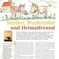 """Artikel in """"Heimat Allgäu"""""""