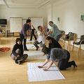 Kreative Gruppenarbeit