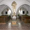 Eingang zur Taufkapelle