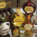 ... und werden in unserem Klosterladen und im Online-Shop der Firma Stettner (Generalvertretung unserer Kellerei, www.franzstettner.com) verkauft.