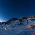 Pass Pordoi - Dolomiten 2012