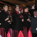 Erste Ansprache von Weinkönigin Miriam
