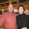 Jacky und Martine aus Frankreich (Austern-Spezialisten)