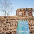 Liquid Hut, wood, color, Finland, 2018