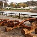 """""""Liquid Bridge"""", Odemira-pedestrian area (P)"""