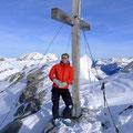 Daubenhorn Gipfel