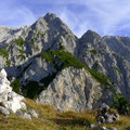 Gipfel Hüttenspitze