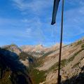 Ausblick von Alpensöhnehütte