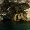 """No name route"",Cala Barquez"