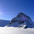auf dem Steghorngletscher