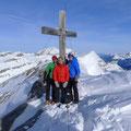 Dauebenhorn Gipfel
