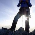 Gipfel Obergabelhorn