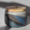 Boîte / Collection Géométrie / Céramiques ©LIT Au Grès d'Émaux