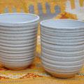 Tasses / Collection Kerlingarfjöll / Céramiques ©LIT Au Grès d'Émaux
