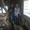Rolf und Daniela mit (nicht ihrem) Tarnhund