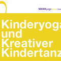 Flyer Kinderyoga (vorne)